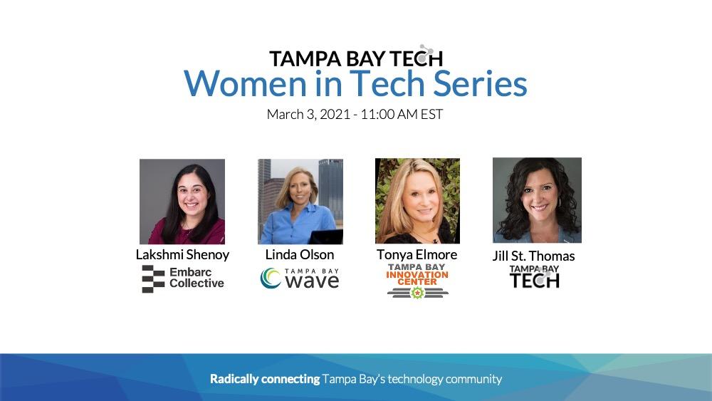 Tampa Bay Tech - Women In Tech Series