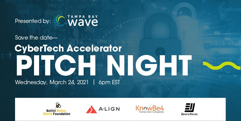 CyberTech X Accelerator - Startup Pitch Night