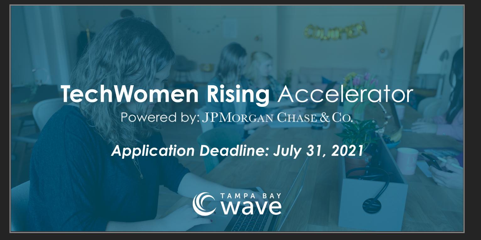 TechWomen Rising Accelerator 2021